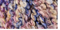 Lion Brand� Homespun� Thick & Quick� Yarn Tanzanite Stripes