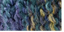Lion Brand� Homespun� Yarn Celestial Stripes