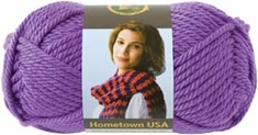 Lion Brand Hometown USA Yarn - Click to enlarge