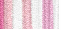 Lion Brand Jamie Yarn Pink Stripes