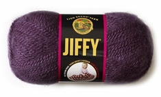 Lion Brand Yarn Jiffy Yarn - Click to enlarge