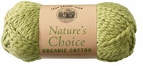 Lion Brand Nature's Choice Yarn Organic Cotton Yarn