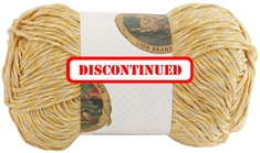 Lion Brand Recycled Cotton Yarn - DISCONTINUED - Click to enlarge