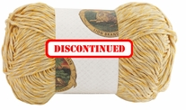 Lion Brand Recycled Cotton Yarn - DISCONTINUED