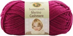 Lion Brand Superwash Merino Cashmere Yarn - Click to enlarge