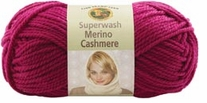 Lion Brand Superwash Merino Cashmere Yarn