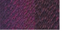 Lion Brand Tweed Stripes Yarn Orchid