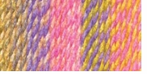 Lion Brand Tweed Stripes Yarn Popsicle