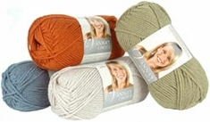Lion Brand Vanna's Choice Yarn - Click to enlarge