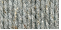 Lion Brand Wool-Ease Thick and Quick Yarn Grey Marble