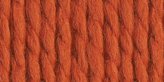 Lion Brand Wool-Ease Thick & Quick Yarn Pumpkin - Click to enlarge