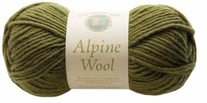 Lion Brand� Yarn Alpine Wool Yarn