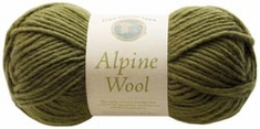 Lion Brand Yarn Alpine Wool Yarn - Click to enlarge