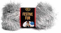 Lion Brand Festive Fur Yarn