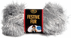 Lion Brand Yarn Festive Fur Yarn - Click to enlarge