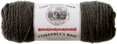 Lion Brand Fishermen's Wool Yarn - Click to enlarge