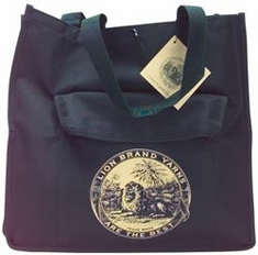 Lion Brand Yarn Tote Bag - Click to enlarge