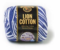 Lion Brand Cotton Yarn