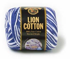 Lion Cotton Yarn - Click to enlarge