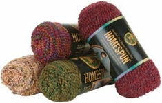 Lion Brand Homespun Yarn - Click to enlarge