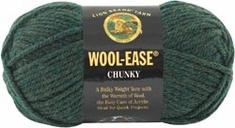 Lion Brand Wool-Ease Chunky Yarn - Click to enlarge