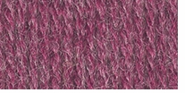 Lion Brand Wool-Ease Yarn Dark Rose Heather