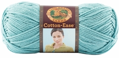 Lion Brand Cotton-Ease Yarn - Click to enlarge