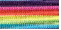 Lizbeth Cordonnet Cotton Size 20 Rainbow Splash