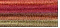 Lizbeth Cordonnet Cotton Thread Size 20 Autumn Spice