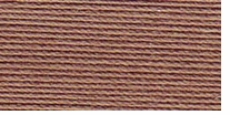 Lizbeth Cordonnet Cotton Thread Size 20 Mocha Brown Medium