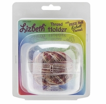 Lizbeth Thread Holder Sparkle Clear