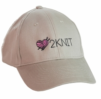 Love 2knit Baseball Cap Khaki
