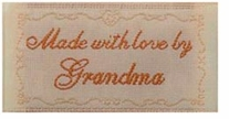 Lovelabels Made With Love By Grandma