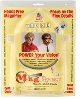 MagEyes Magnifier With Bi Focal
