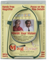 Mageyes Magnifier With Lens #2 & #4
