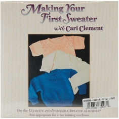 Making Your First Sweater DVD - Click to enlarge