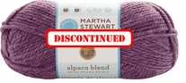 Martha Stewart Alpaca Blend Yarn - DISCONTINUED