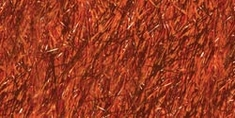 Martha Stewart Crafts Glitter Eyelash Yarn Orange Topaz - Click to enlarge