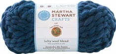 Martha Stewart Crafts Lofty Wool Blend Yarn - Click to enlarge