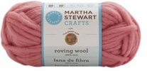 Martha Stewart Crafts Roving Wool Yarn