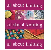 Martingale & Company All About Knitting Softcover