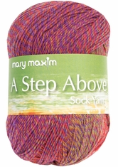 Mary Maxim A Step Above Yarn - Click to enlarge