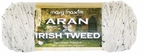 Mary Maxim Aran Irish Tweed Yarn
