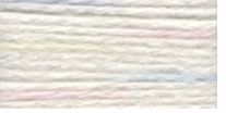 Mary Maxim Baby's Best Yarn Rainbow Print