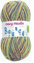 Mary Maxim Bounce Yarn