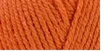 Mary Maxim Starlette Yarn Burnt Orange