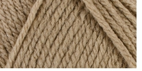 Mary Maxim Starlette Yarn Medium Taupe
