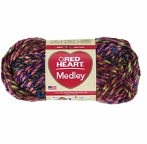 Red Heart Medley Yarn