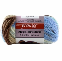 Premier Mega Brushed Chunky Yarn