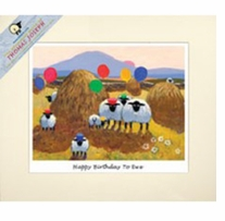 Mini Card Happy Birthday To You